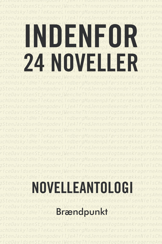 Indenfor - 24 noveller, novelleantologi