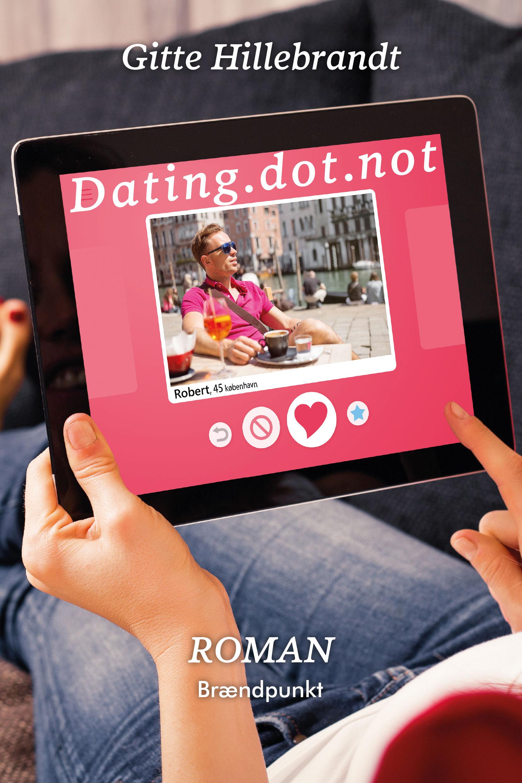 Dating.dot.not af Gitte Hillebrandt, roman