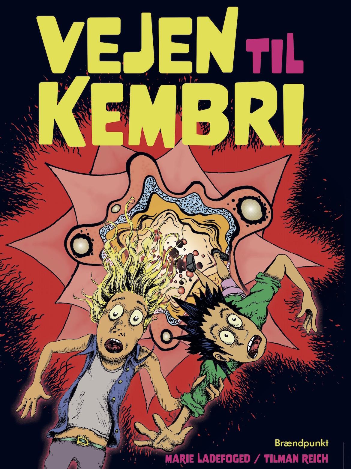 Vejen til Kembri af Marie Ladefoged, børnebog